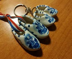 Отдается в дар «Сувениры из Голландии»