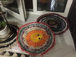 Отдается в дар «коврик круглый»