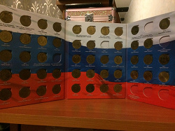 Отдается в дар «Юбилейные монеты, гальваника»