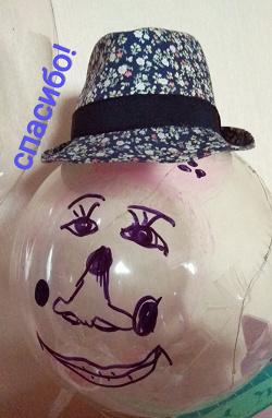 Отдается в дар «Шляпа детская»