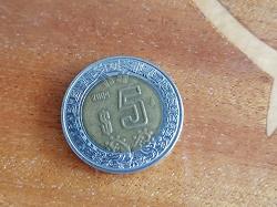 Отдается в дар «Монеты Мексики»