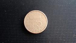 Отдается в дар «5 гульденов Нидерландов»