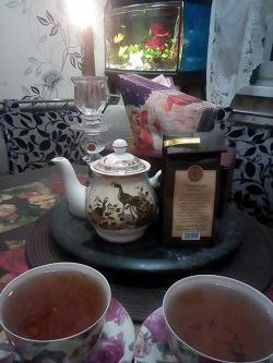 Отдается в дар «Чай кантата»