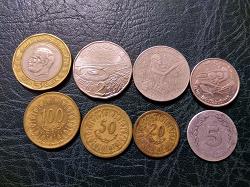 Отдается в дар «Монета Туниса»