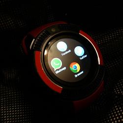 Отдается в дар «Умные часы Smart watch»