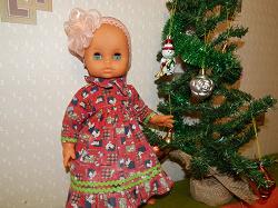 Отдается в дар «Раритетная мягкая кукла»