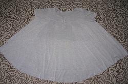 Отдается в дар «Платье-туника H&M разлетайка для беременных»