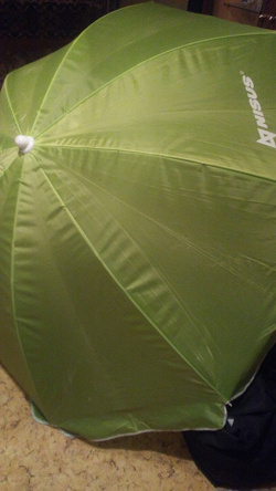 Отдается в дар «Зонт пляжный / во двор или на балкон»