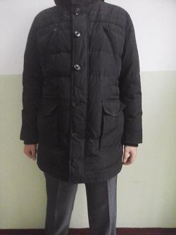 Отдается в дар «Почти НОВАЯ мужская куртка размер 58»