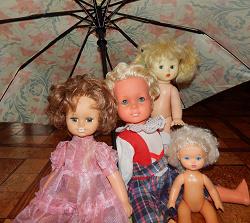 Отдается в дар «Куколка ГДР»