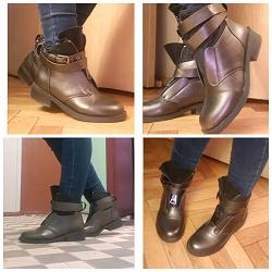 Отдается в дар «Женские ботинки»