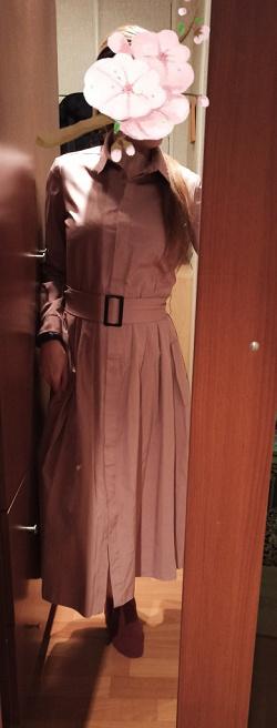 Отдается в дар «Платье-рубашка 42»