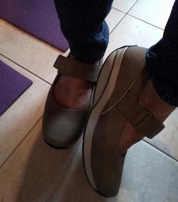 Отдается в дар «Туфли 37 размера»
