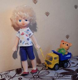 Отдается в дар «Кукла из 70х»