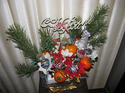 Отдается в дар «Для украшения новогодних букетов.На х/м»
