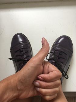 Отдается в дар «Ботинки осень»