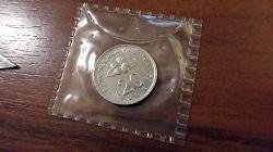 Отдается в дар «Монета 20 sen Малайзия»