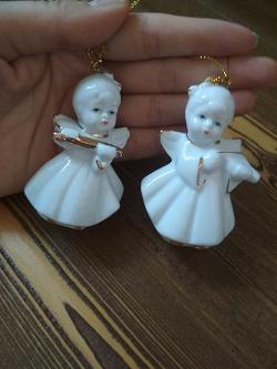Отдается в дар «Ангел / ангелочек»