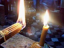 Отдается в дар «Свечи из Иерусалима»