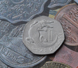 Отдается в дар «иноСтранная монета»