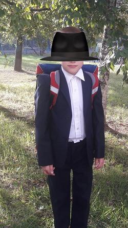 Отдается в дар «Школьная форма для мальчика»