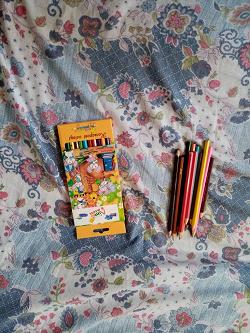 Отдается в дар «карандаши»