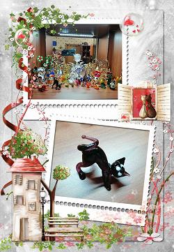 Отдается в дар «Стеклянный котик»
