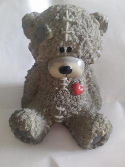 Отдается в дар «Сувениры фигурка Мишка Тедди»
