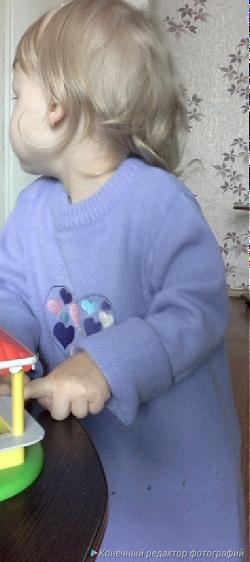 Отдается в дар «Детское платье»