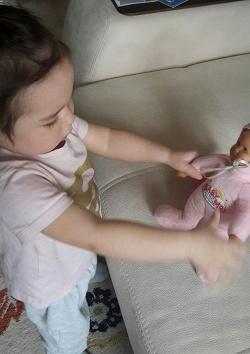 Отдается в дар «Куколка»
