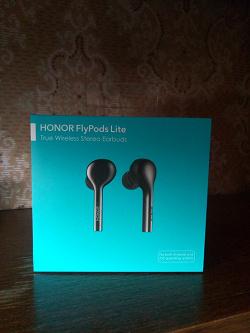 Отдается в дар «Беспроводные наушники Honor Flypods Lite (Youth)»