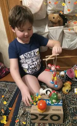 Отдается в дар «игрушки для малыша»