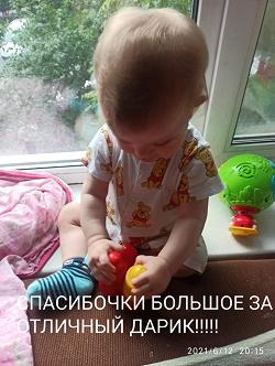 Отдается в дар «Конструктор для малышей»