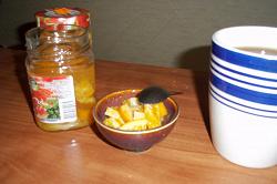 Отдается в дар «Апельсиновое варенье»