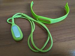Отдается в дар «Кулон-подвеска для фитнес трекера Mi Band Xiaomi»