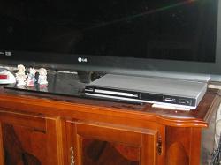 Отдается в дар «DVD-проигрыватель с USB»