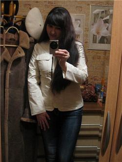 Отдается в дар «куртка женская»