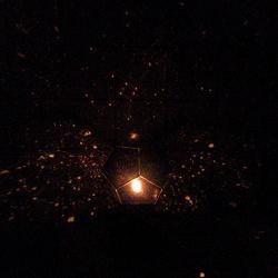 Отдается в дар «Ночник звездного неба»
