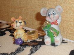 Отдается в дар «Тигра и мишь»