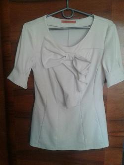 Отдается в дар «Трикотажная блузка»