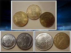 Отдается в дар «Монеты разных стран!»