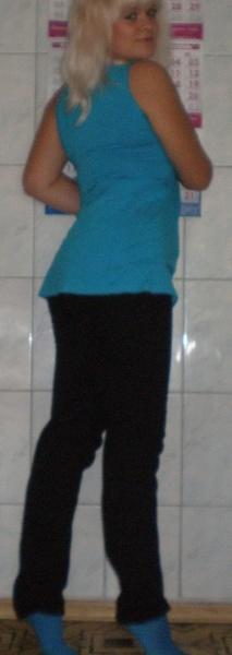 Отдается в дар «Джинсы черные женские 30 размер Чипс герл»