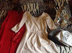 Отдается в дар «Платье красное»
