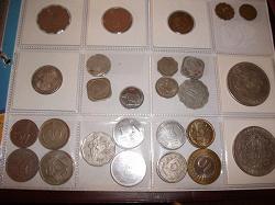 Отдается в дар «монеты Индии»