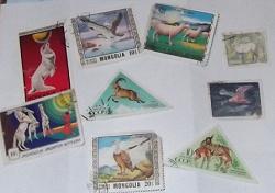 Отдается в дар «марки сборная солянка»