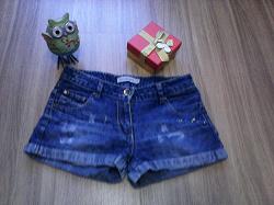 Отдается в дар «Шорты джинсовые»