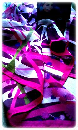Отдается в дар «шейный платок»
