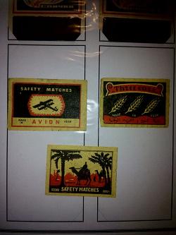 Отдается в дар «Этикетки от спичечных коробков USSR»