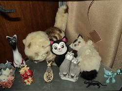 Отдается в дар «Статуэтка египетская кошка»