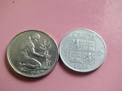 Отдается в дар «Монеты иностранные»